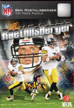 Ben Roethlisberger Sports Jigsaw Puzzle