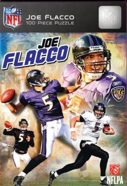 Joe Flacco Jigsaw Puzzle