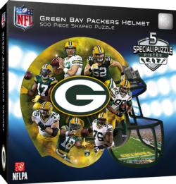Green Bay Packers Football Jigsaw Puzzle