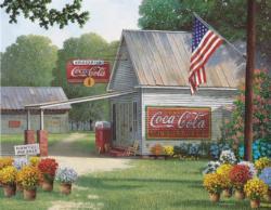 Coca-Cola Country General Store Coca Cola Jigsaw Puzzle