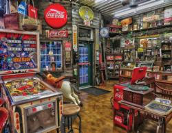 Good Nabor Stores Nostalgic / Retro Jigsaw Puzzle