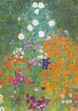 Farm Garden Flowers Jigsaw Puzzle