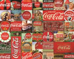 Coca-Cola It's The Real Thing Coca Cola Jigsaw Puzzle