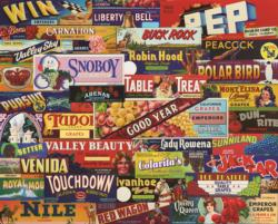 Table Treats Collage Jigsaw Puzzle