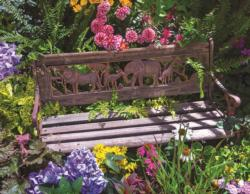 Tranquil Times Garden Jigsaw Puzzle