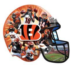 Cincinnati Bengals Sports Jigsaw Puzzle