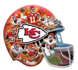 Kansas City Sports Jigsaw Puzzle