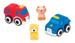 Pop Blocs Vehicles Toy