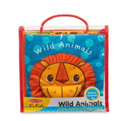 Wild Animals Activity Book and Stickers