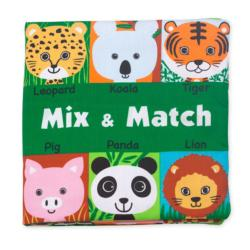 Mix & Match Activity Book and Stickers