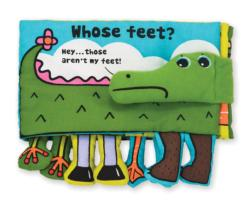 Whose Feet? Other Animals Educational Toy