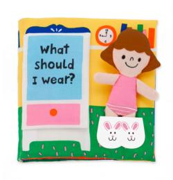 What Should I Wear? Activity Book and Stickers
