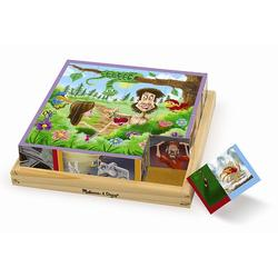 Old Testament Cube Puzzle Block Puzzle