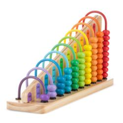 Add & Subtract Abacus Math Educational Toy