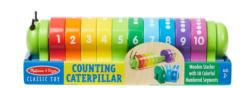 Counting Caterpillar Butterflies and Insects Dexterity Toy