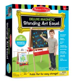 Deluxe Easel / Magnetic Boards Arts and Crafts