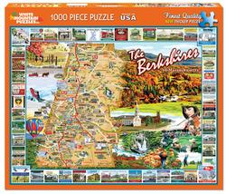 The Berkshires of Massachusetts United States Jigsaw Puzzle