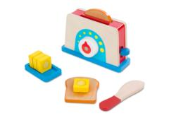 Let's Play House! Toaster Set Pretend Play