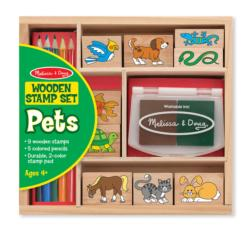 Pets Stamp Set Arts and Crafts