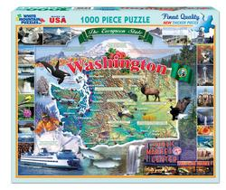 Washington State United States Jigsaw Puzzle