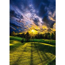 Summertime Stroll Sunrise/Sunset Jigsaw Puzzle