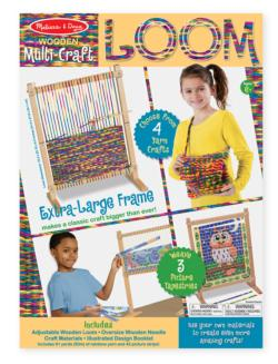 Multi-Craft Weaving Loom Arts and Crafts