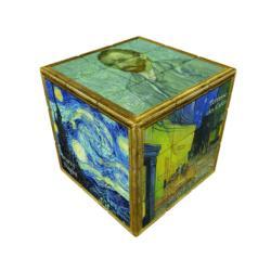 V-CUBE 3 FLAT - VAN GOGH Van Gogh Starry Night Brain Teaser
