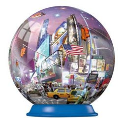 New York - Times Square Cities Puzzleball