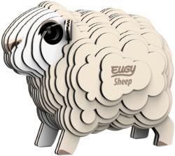 Sheep Eugy Animals Children's Puzzles