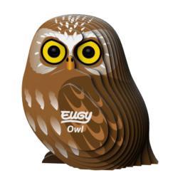 Owl Eugy Owl Children's Puzzles