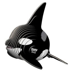 Killer Whale Eugy Under The Sea 3D Puzzle