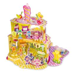 Home Sweet Home Pretend Play Jigsaw Puzzle