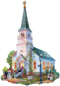 Saved by Grace Churches Jigsaw Puzzle