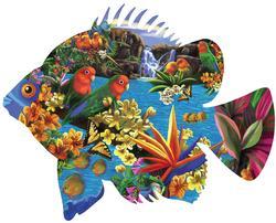 Tropical Setting Hawaii Jigsaw Puzzle