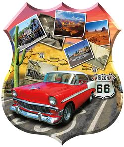 Southwest Cruisin' - Scratch and Dent United States Jigsaw Puzzle
