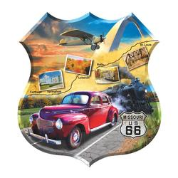 Show Me the Highway United States Jigsaw Puzzle