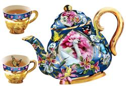 Tea for Two Food and Drink Jigsaw Puzzle