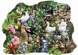 Just Ducky Baby Animals Jigsaw Puzzle