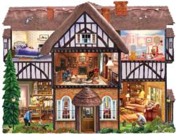Summer House - Scratch and Dent Summer Jigsaw Puzzle