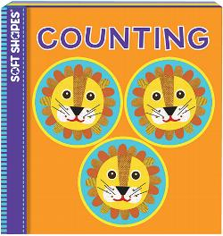 Counting (Soft Puzzle Book) Math Activity Books and Stickers