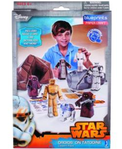 Star Wars: Droids on Tatooine Sci-fi Toy