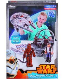 Star Wars: Millennium Falcon Sci-fi Toy