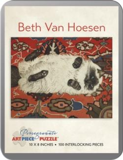 Beth Van Hoesen Cats Jigsaw Puzzle