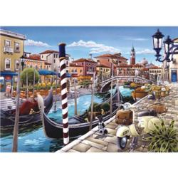 Venetian Canal Lakes / Rivers / Streams Jigsaw Puzzle