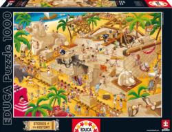 Ancient Egypt History Jigsaw Puzzle