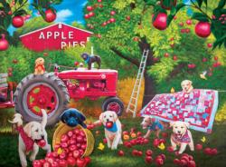 Farm Hands (Puzzle Collector) Vehicles Jigsaw Puzzle