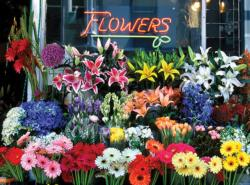 Flower Shop (Colorluxe) Flowers Jigsaw Puzzle