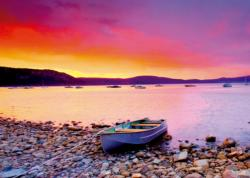 Days End Sunrise / Sunset Jigsaw Puzzle
