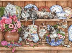Kittens Baby Animals Jigsaw Puzzle