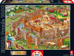 Middle Ages Military / Warfare Jigsaw Puzzle